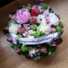 congratulations flowers congratulations flowers the flower studio