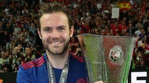 mata dedicates europa league final win to manchester official