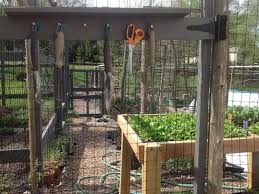 52 weeks fresh preparing the garden while watching television