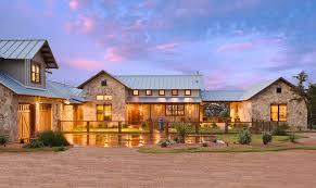Farmhouse Exterior High Ridge Ranch Farmhouse Exterior Austin By Burleson