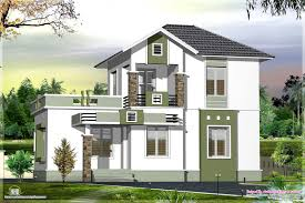 house plans 1200 sq ft small double floor home design in 1200 sq feet kerala ft house