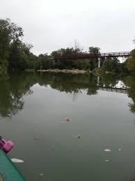mouth of tinker creek to roanoke river above niagra dam fishing