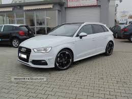 audi a3 2 0 tdi s line quattro 2013 audi a3 2 0 tdi s line sportb cd quattro car photo and specs