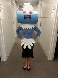 Jetsons Halloween Costumes Rosie Robot Jetson U0027s Halloween