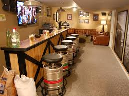 Wall Bar Table Man Caves Pool Tables And Bars Man Caves Diy