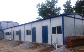 Prefabricated House Prefab Labor House Camp House Sandwich Panel Prefabricated House