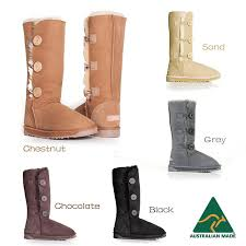 ugg boots australian made and owned australian made button ugg boots genuine sheepskin