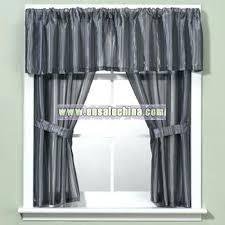 Gray Bathroom Window Curtains Gray Bathroom Window Curtains Teawing Co
