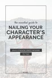 my favorite method for building characters u0027 personalities u2014 well