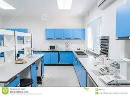 science modern lab interior architecture stock photo image