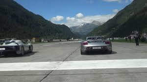 La Suisse Un Developpement Impressionant Drag Race Impressionnant Entre Des Porsche 959 911 Gt1 Gt