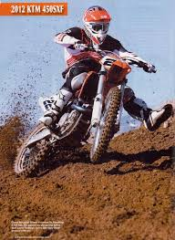 motocross action 450 shootout 2012 ktm 450 sx f article from motocross action magazine november