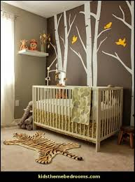 Safari Themed Nursery Decor Decorating Theme Bedrooms Maries Manor Jungle Baby Bedrooms