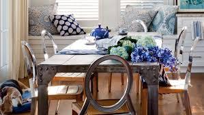 Living Dining Room Interior Design 100 Comfy Cottage Rooms Coastal Living