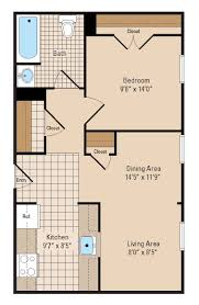 The Metropolitan Condo Floor Plan by Inn
