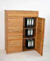 Schlafzimmerschrank Buche Massiv Wäscheschrank 106x140x45cm 2 Türen 1 Schublade Kernbuche Massiv