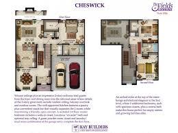 cheswick twin villa the fields at lockridge floor plans kay