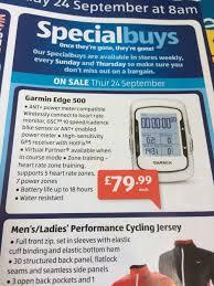 aldi cycling aldi uk garmin edge 500 79 99 at aldi from the 24th september hotukdeals