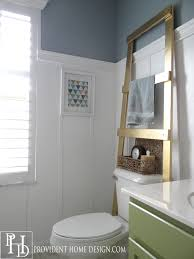and guest bathroom makeover