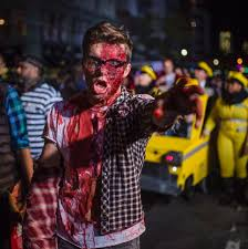 halloween party in new york city halloween parade 2016 thousands in costume haunt the streets of