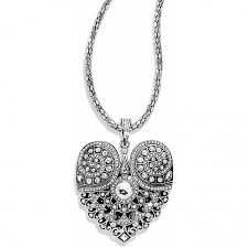necklace pendant sizes images Fashion heart necklace for women jewelry shop art jpg
