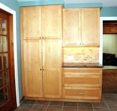 Narrow Kitchen Storage Cabinet Kitchen Storage Cabinet Size Of Narrow Kitchen