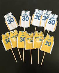 golden state warriors stephen curry party supplies kids birthday