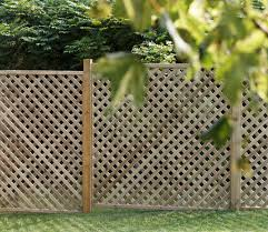 Different Types Of Fencing For Gardens - garden fencing panels timber fence panels edinburgh online