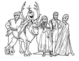 prince hans frozen characters coloring pages prince