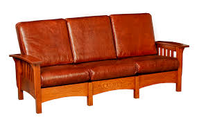 Stickley Mission Sofa by Classic Mission Morris Sofa Living Room Furniture Sofas U0026 Chairs