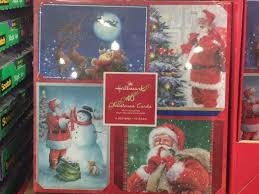 hallmark christmas cards 40 count u2013 costcochaser