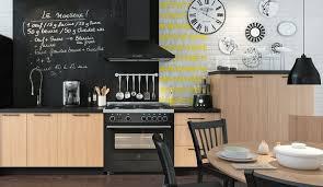 cuisine blanche sol noir cuisine blanche sol noir 8 cuisine bistrot lapeyre darty aviva