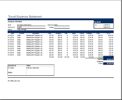 Travel Spreadsheet Excel Templates Travel Expense Report Template Free Formats Excel Word
