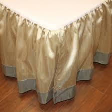 buy aqua bed skirts from bed bath u0026 beyond