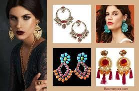 Huge Chandelier Earrings Big Statement Earrings 5 Trendy Styles For Women Over 40 Or 50