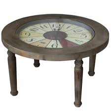 Clock Coffee Table by Top Clock Coffee Table On Casa Cortes Designer Round Clock Coffee