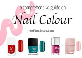 how to choose the right nail color and avoid u201cold lady u201d hands