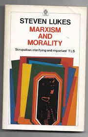 marxism and morality marxist introductions steven lukes