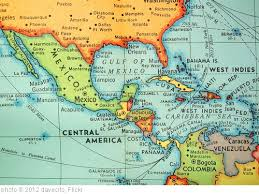 map of mexico and america map of south mexico mexico map