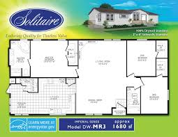 1999 fleetwood mobile home floor plan double wide floorplans manufactured home floor plans mobile home