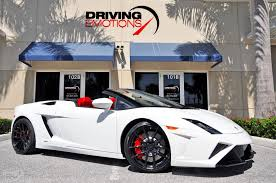 lamborghini dealership 2013 lamborghini gallardo lp560 4 spyder lp 560 4 spyder stock