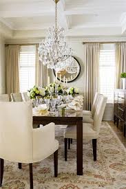 modern dining room curtains home interior design ideas home