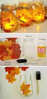 amazingly falltastic thanksgiving crafts for adults jar candle