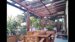 tettoie in legno e vetro mm strutture in legno