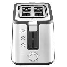 sur la table toaster krups control line 2 slice toaster sur la table