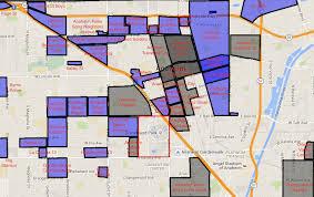 Gang Map Phoenix Gangs Map