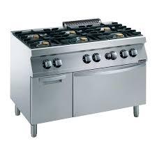 Modular Gas Cooktop Modular Cooking Range Line Evo700 6 Burner Gas Range On Gas Oven