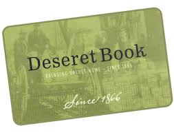 gift card book deseret book egift card deseret book