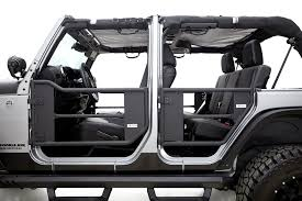 rampage products 7684 front u0026 rear trail doors for 07 17 jeep