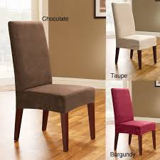 Covering Dining Room Chairs Chair Covers For Dining Room Chairs Large And Beautiful Photos